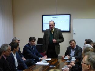 Вступительное слово Торгового представителя России в Швеции А.В. Катасова