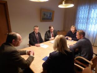 """Переговоры о строительстве """"Шведской деревни"""" на Юге России"""